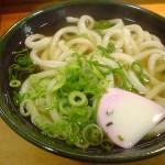 連絡船うどん店@高松市(路麺(四国))