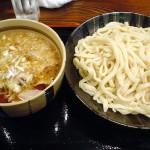 地粉つけうどん 福福@八丁堀(つけ汁うどん(その他))