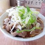南天 本店@椎名町(路麺(関東))