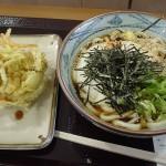 【Twitter】丸亀製麺 昭島モリタウン店@昭島(讃岐うどん(関東))
