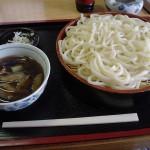 【Twitter】中央食堂@加須市(加須うどん)