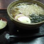 【Twitter】ひらの屋@石垣市(蕎麦屋のうどん)