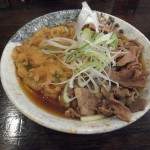 南天@江古田(路麺(関東))