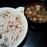 肉汁や@石神井公園(武蔵野うどん)