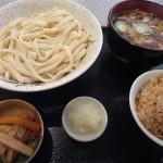 肉汁うどん すずしろ家@練馬(武蔵野うどん)